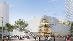 MVRDV Reveals Plans to Transform Part-Dieu Shopping Center in Lyon