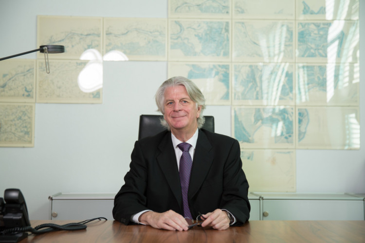 Frederick Steiner Named Dean of PennDesign, Frederick Steiner. Image Courtesy of University of Texas at Austin