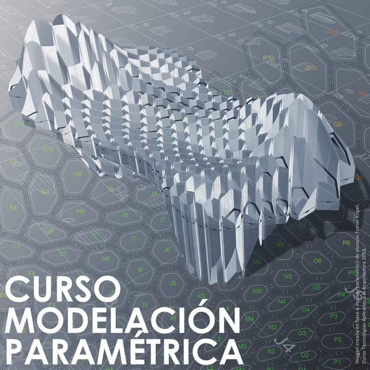 Curso Modelación Paramétrica: Grasshopper 3D (graphical algorithm editor)