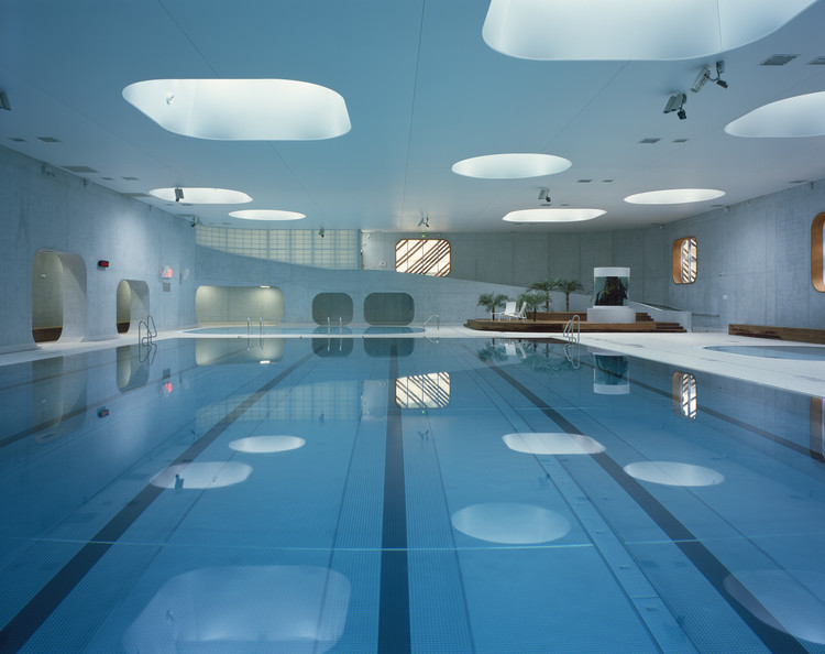 Feng Shui Swimming Pool / Mikou Studio, © Héléne Binet