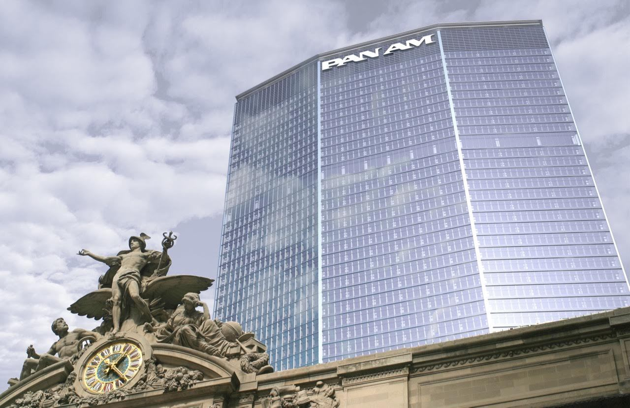 6 teams reimagine new york�s metlife building archdaily