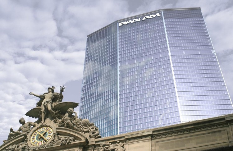6 Teams Reimagine New York's MetLife Building, Courtesy of Gabrielle Brainard