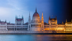 """See Budapest's Landmarks in a New Light with Greg Florent's """"Budapest Daynight"""""""