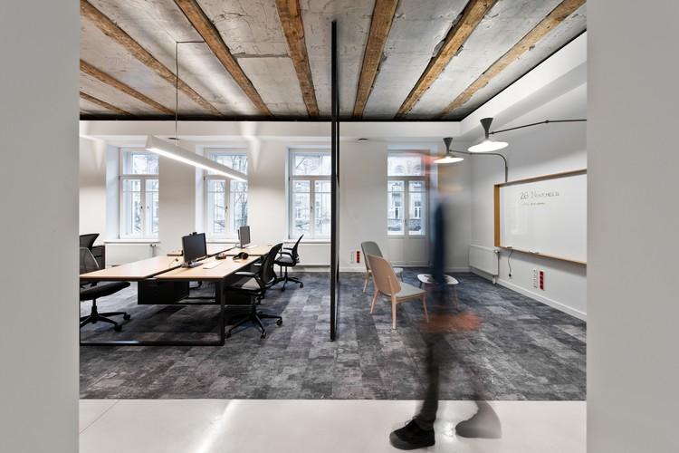 Treatwell Office  / Plazma Architecture Studio, © Leonas Garbačauskas