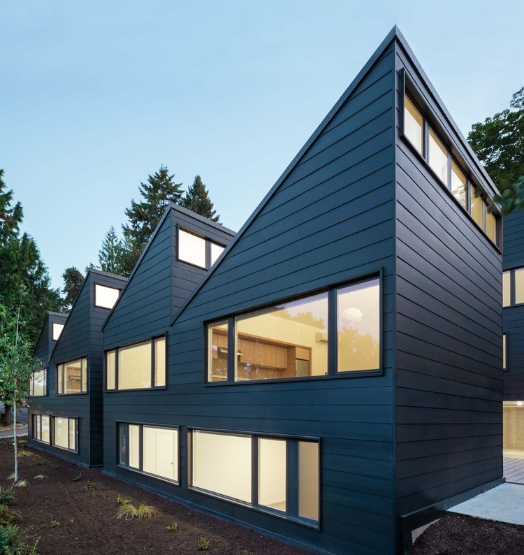 The Award Winning Architecture Firm Building Quick Modular Homes: Sawtooth / Waechter Architecture