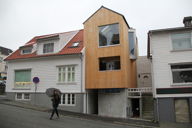 House in Stavanger / Austigard Arkitektur, © Austigard Arkitetur AS + Emile Ashley