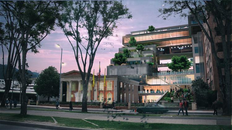 Cortesía de Luis Calderón Arquitectura