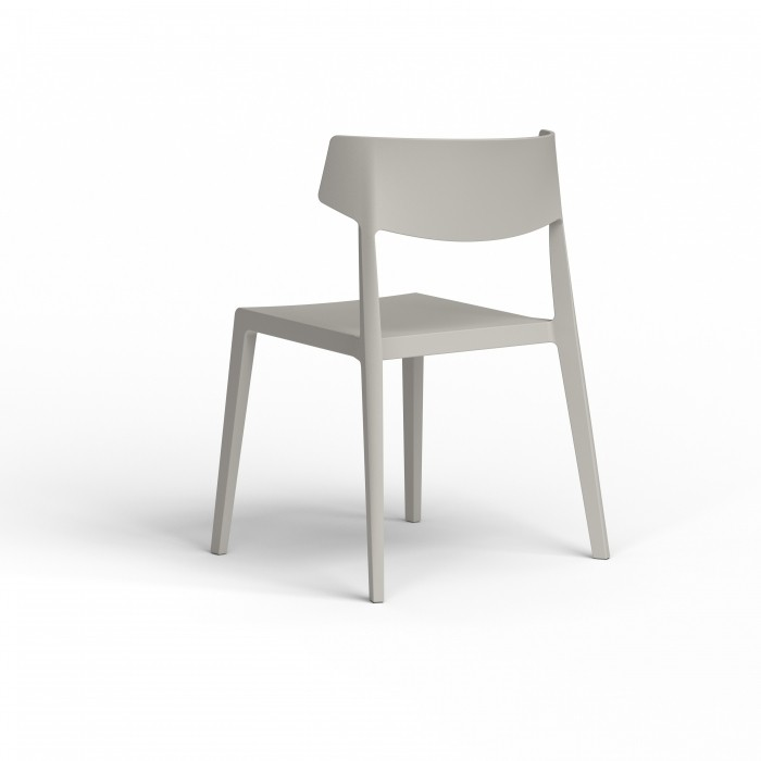 Wing: silla colectiva, compacta y liviana para múltiples usos, Cortesía de Actiu