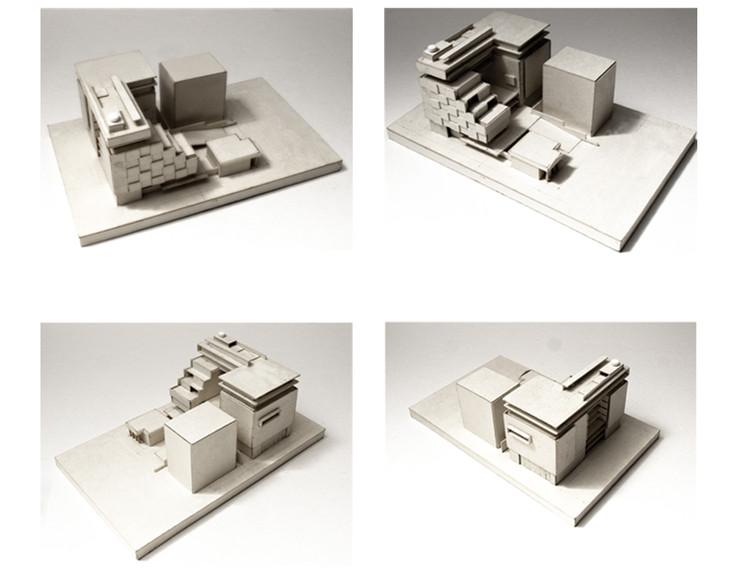 Maqueta. Image Cortesía de Luis Calderón Arquitectura