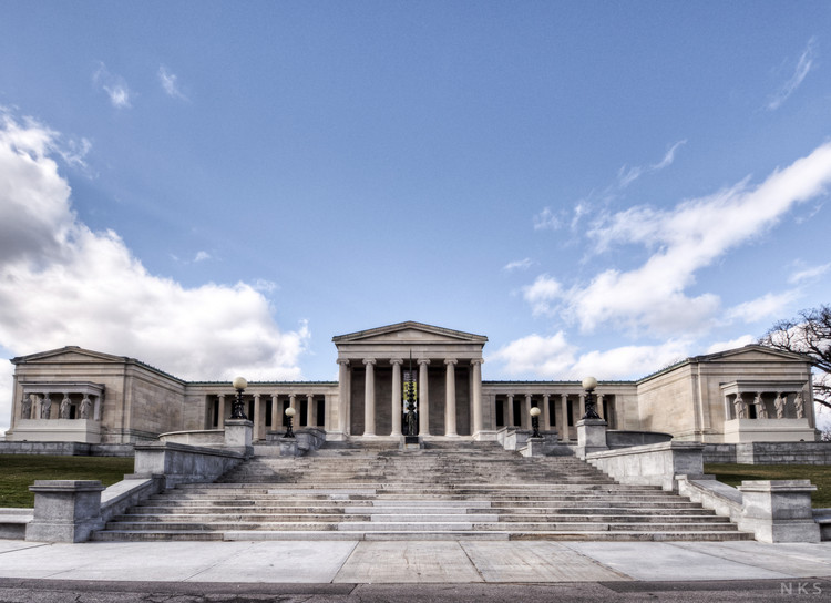 5 Major Practices Shortlisted to Expand Buffalo's Albright-Knox Art Gallery, © Flickr CC User Nick Stanley