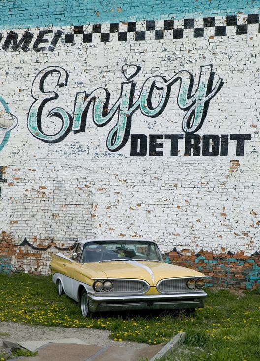 Enjoy Detroit, 2008. Image © John Sobczak, Bloomfield, MI.