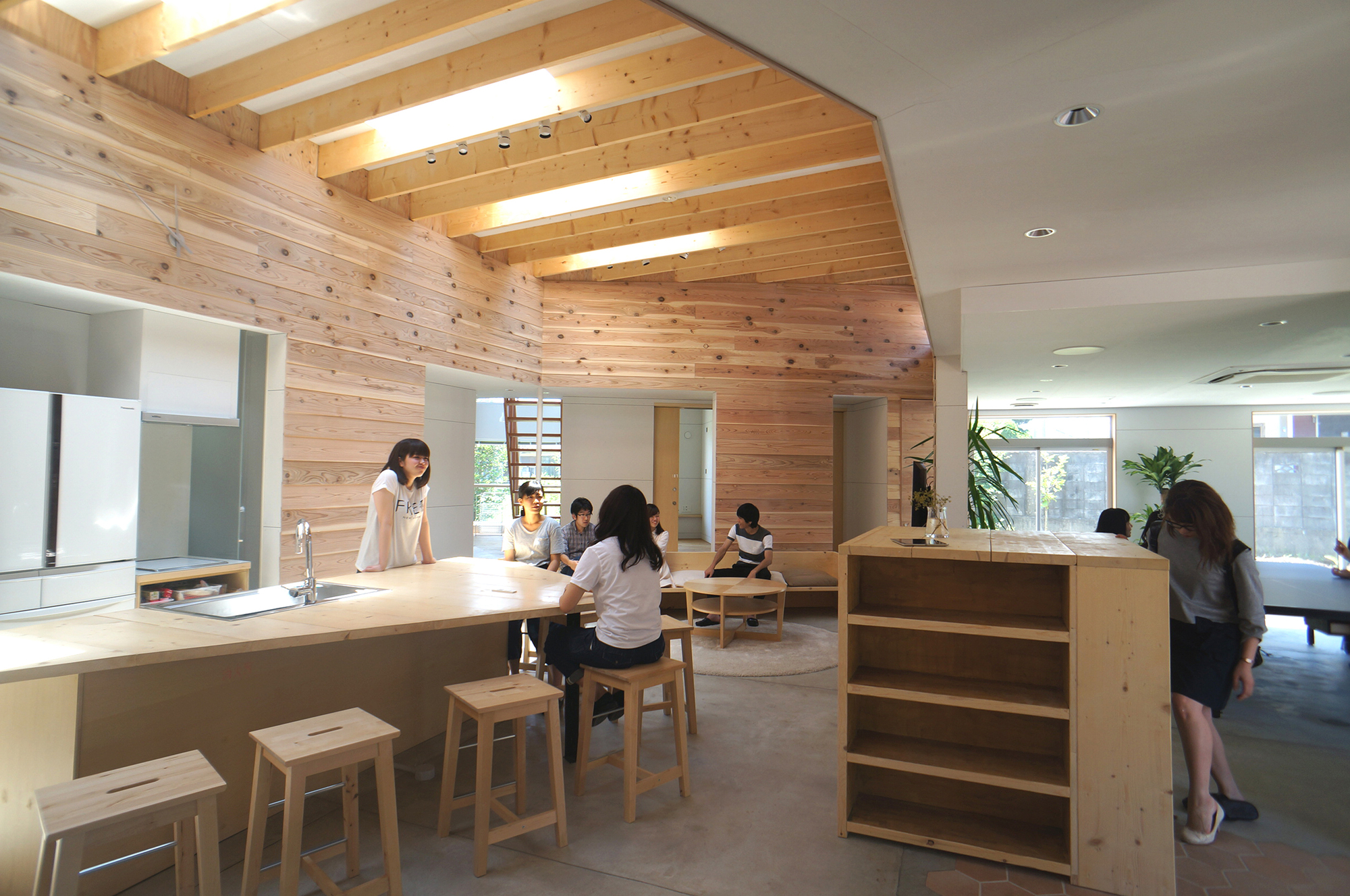 Gallery Of Cocrea Bews Building Environment Workshop 3