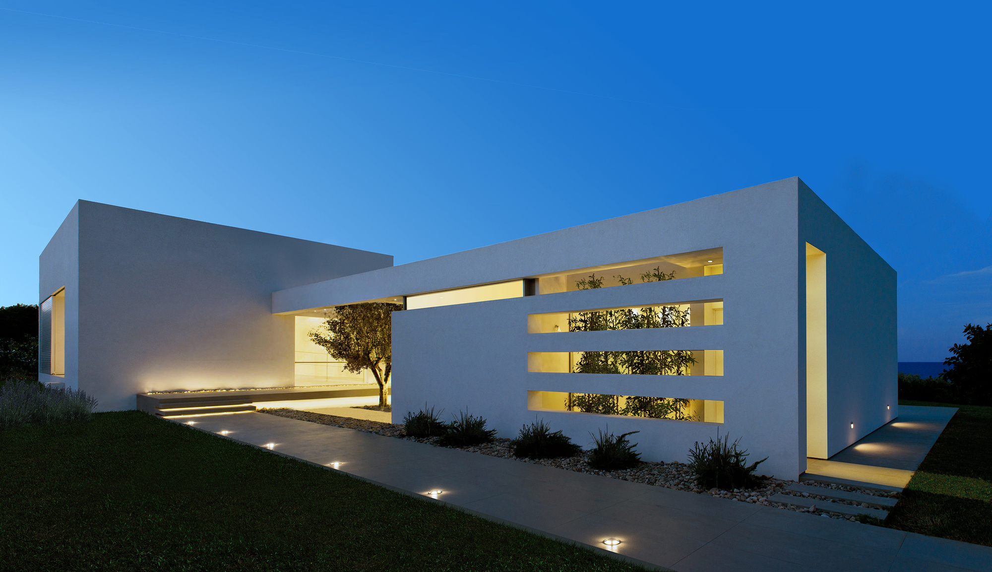 Gallery of house in zakynthos katerina valsamaki Modern house architecture wikipedia