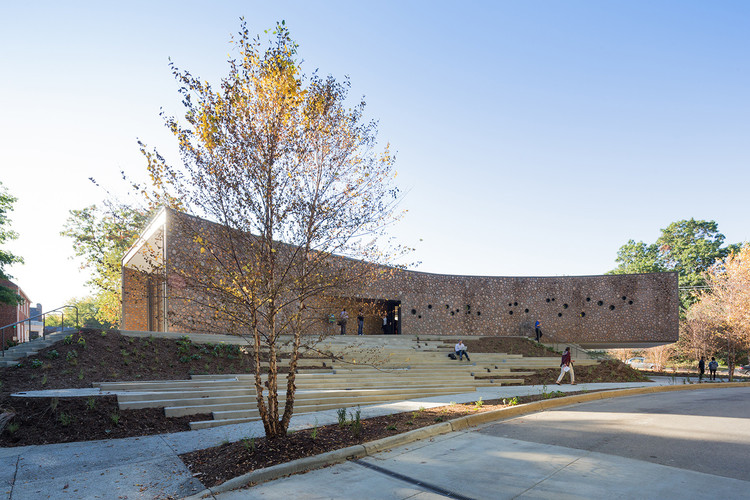 Arcus Center for Social Justice Leadership / Studio Gang. Image © Iwan Baan