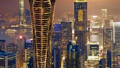 Vasily Klyukin Proposes Asian Cobra Tower