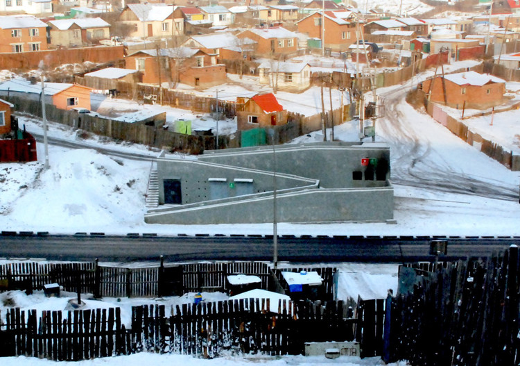 Rural Urban Framework Brings Urban Amenities to Ulaanbaatar's Tent Cities, Courtesy of Rural Urban Framework