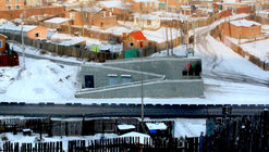 Rural Urban Framework Brings Urban Amenities to Ulaanbaatar's Tent Cities