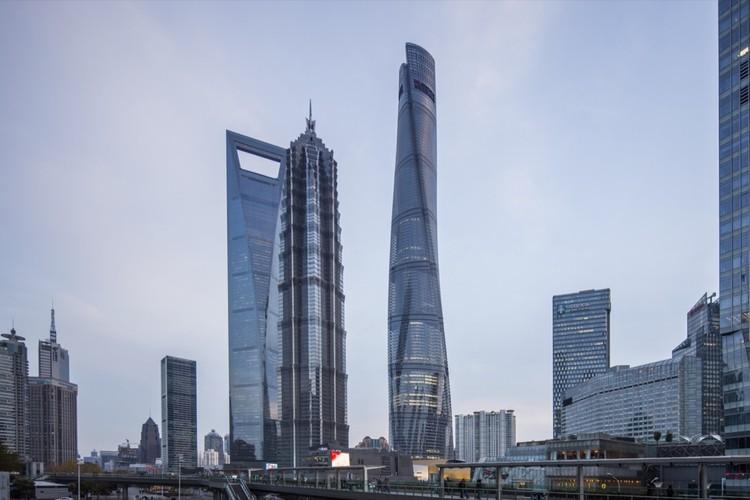 Torre Shanghai / Gensler, © Gensler/Shen Zhonghai