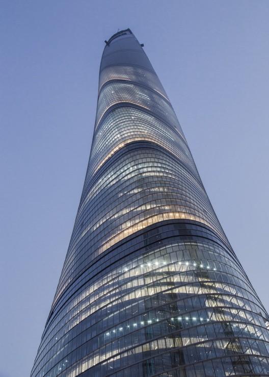 Shanghai Tower  / Gensler, © Gensler/Shen Zhonghai