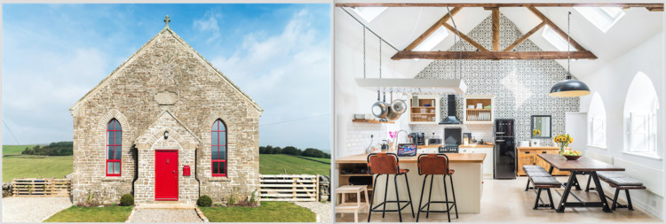 20 Creative Adaptive Reuse Projects , Courtesy of Evolution Design