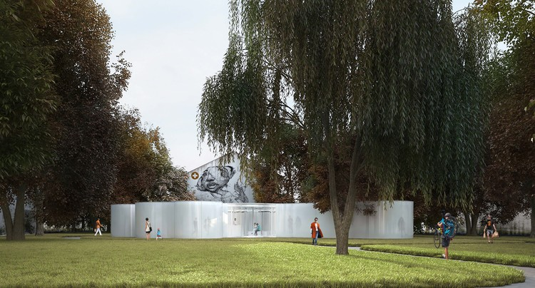 Winner of Krakow Oxygen Home Competition Announced, Courtesy of Nima Nian & Behdad Heydari