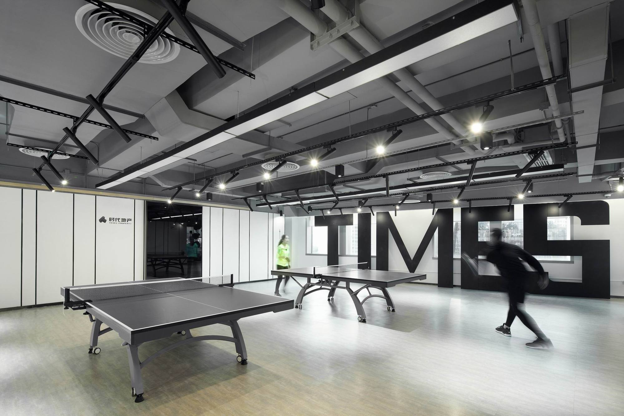 Times Property Staff Activity Center C Amp C Design Co Ltd