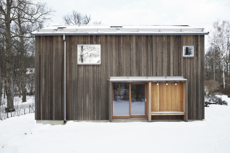 A House for Children / GRAD arkitekter, © Karin Björkquist