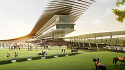 NOW and Grimshaw to Design South Korean Horseracing Track