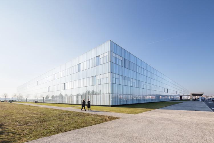 Centre Hospitalier de Marne-la-Vallée / BRUNET SAUNIER, © 11h45
