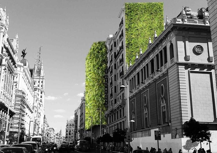 """Madrid + Natural"". Image © Arup"