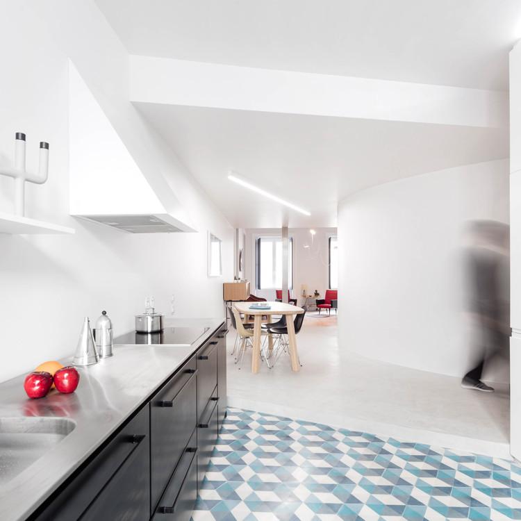 Chiado Apartment / fala atelier, © Fernando Guerra | FG+SG