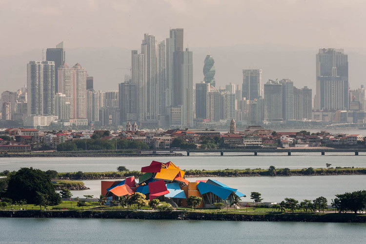 Why Architecture Isn't Art (And Shouldn't Be), Biomuseo in Panama by Frank Gehry. Image © Fernando Alda