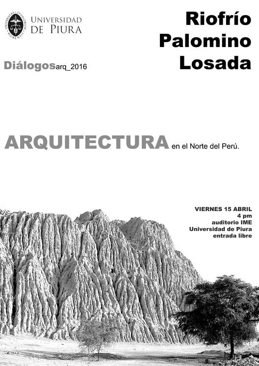 "Mesa Redonda ""DIALOGOSarq_2016"", Carlos Pastor Santa Maria"