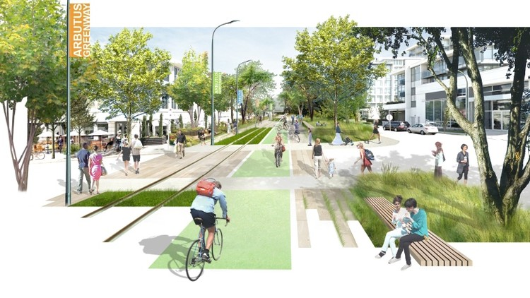 Vancouver to Buy Old Rail Corridor for Future Public Greenway, © City of Vancouver