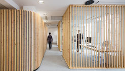 Sede La Parisienne / Studio Razavi architecture