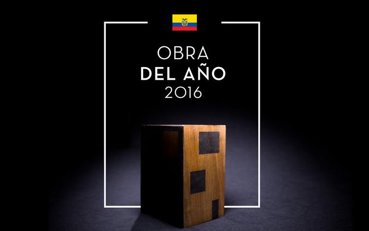 ¡Nomina ahora! Apoya a las obras ecuatorianas en el #ODA16