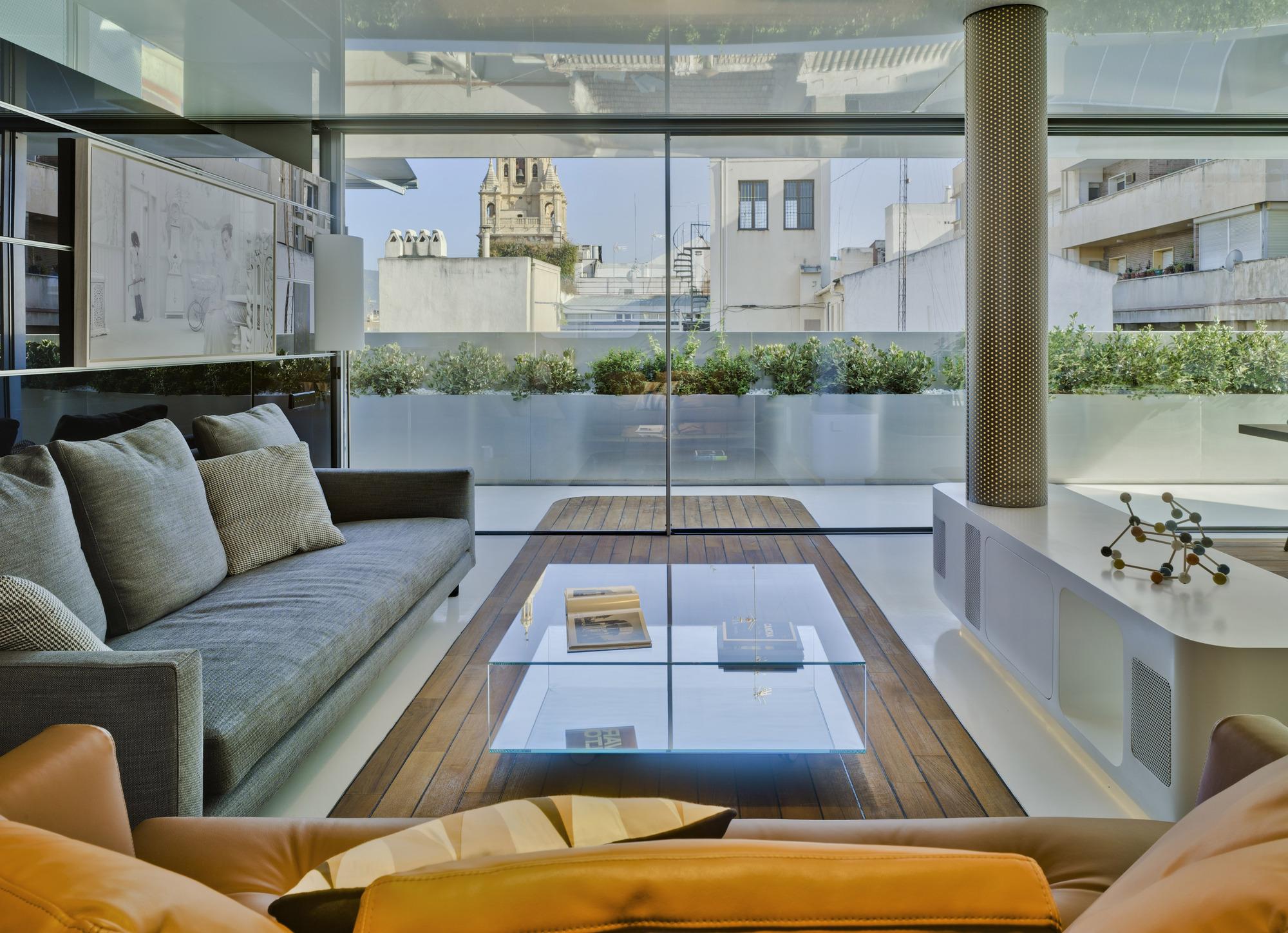 Ventanales de corredera cortizo m xima luminosidad con for Casa minimalista dwg