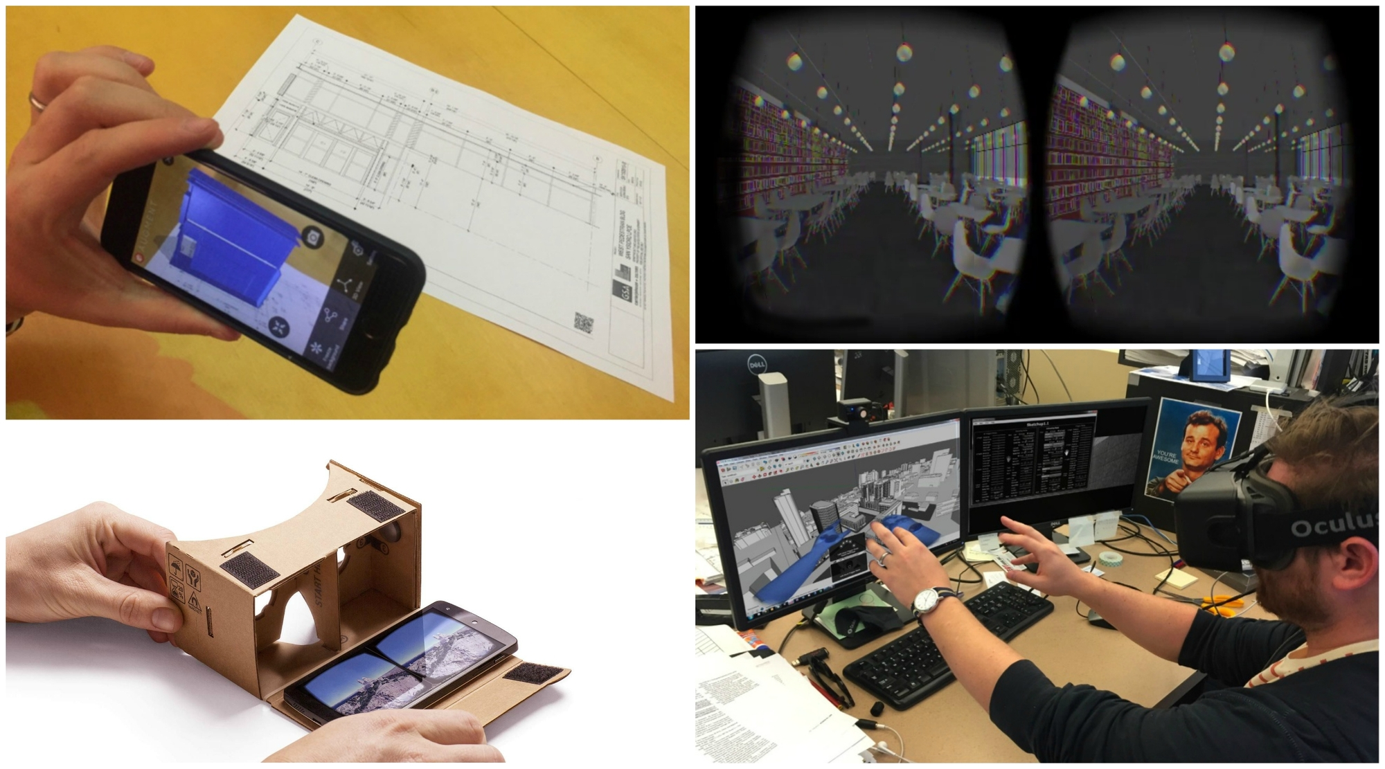 4 ways virtual and augmented reality will revolutionize for Augmented reality