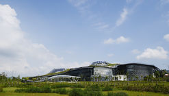 ITRI Central Taiwan Innovation Campus Exterior Design  / Noiz Architects
