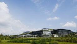 Diseño exterior del campus central de innovación ITRI de Taiwán / Noiz Architects