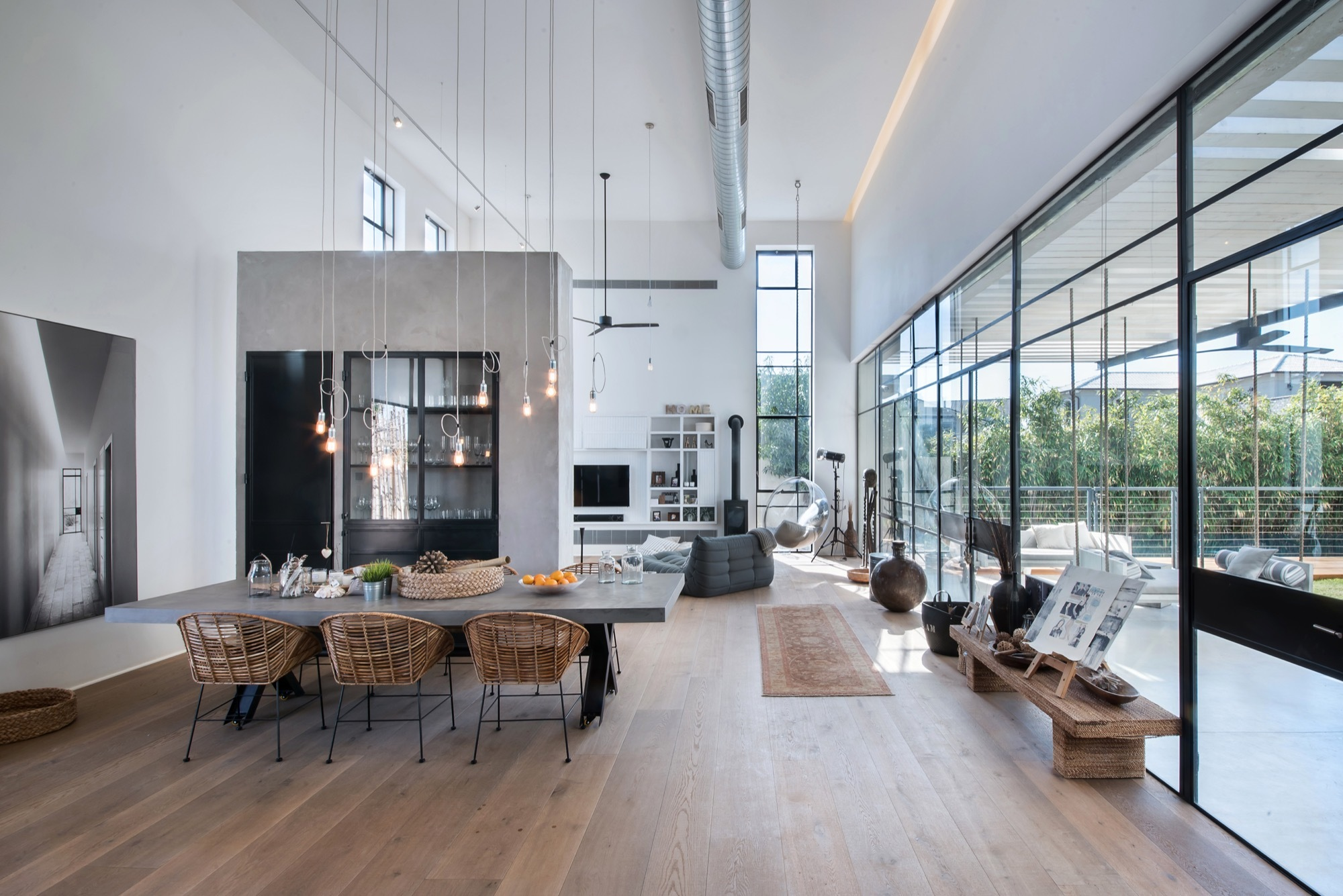 house in tel aviv neuman hayner architects archdaily. Black Bedroom Furniture Sets. Home Design Ideas