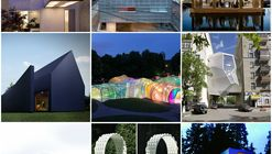 Plastic Architecture: 12 Projects that Highlight the Potential of Polymers