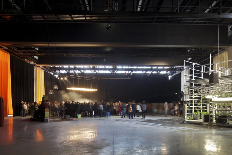 Teatro Polivalente / Lacaton & Vassal. Image © Philippe Ruault
