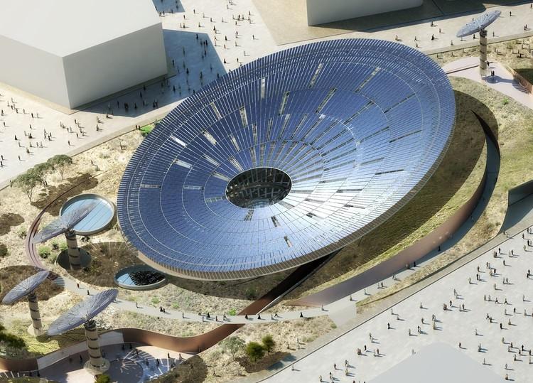 Grimshaw. Image © Expo 2020 Dubai