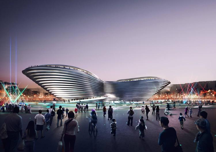 Foster + Partners. Imagen © Expo 2020 Dubai
