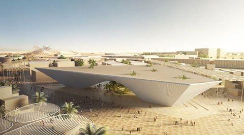 BIG. Image © Expo 2020 Dubai