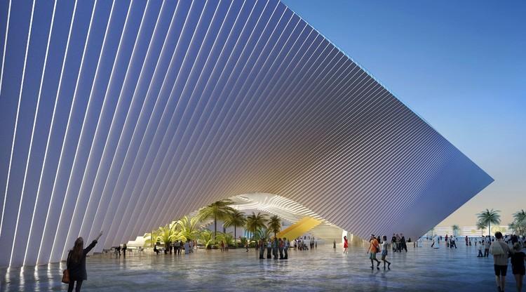 BIG. Imagen © Expo 2020 Dubai