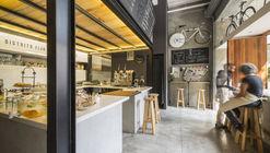 Distrito Fijo Club de Ciclismo / DCPP arquitectos