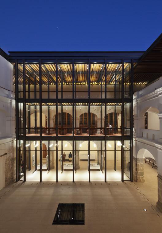 San Pablo Academic and Cultural Center / Taller de Arquitectura Mauricio Rocha + Gabriela Carrillo, © Sandra Pereznieto