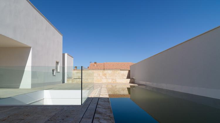 Casa en La Mancha / Carlos Campo, Miguel Jareño, © Avixual